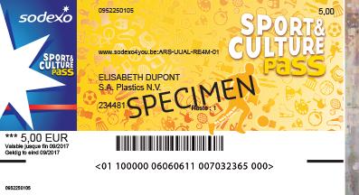 Afbeelding Sport En Culture Pass Recto Verso 1