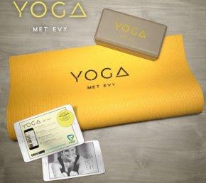 Yoga Met Evy Starterspakket